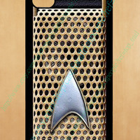 Star Trek Communicator hard case and silicon case for iphone 5 two layers protectectionscreen protector cleaning cloth
