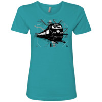 TL Transit Next Level Ladies' Boyfriend Tee