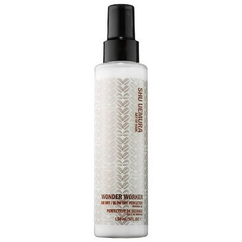 shu uemura Wonder Worker- Air Dry/Blow Dry Perfector (5 oz)