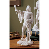 Apollo Classical Greek God Statue - WU70788 - Design Toscano