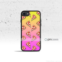 Pizza Slices Case Cover for Apple iPhone 7 6s 6 SE 5s 5 5c 4s 4 Plus & iPod Touch
