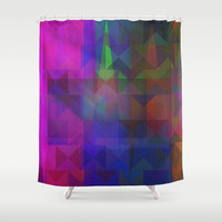 The Belfry Shower Curtain by Mimulux
