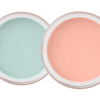 Sheer Miracle Color Correcting Concealer Duo - Pink (Dark Circles) and Green (Neutralizes Redness) - Truly All Natural, No Parabens