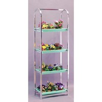 Plant Stand - 4 Tray