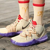 Nike Kyrie 5x Hot Sale Classic Men Casual Sport Basketball Shoes Sneakers