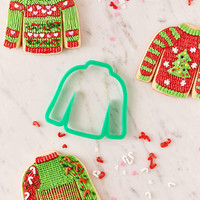 Ugly Sweater Sugar Cookie Kit | Urban Outfitters