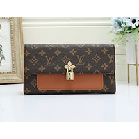 LV fashion hot selling casual lady print Mosaic color shopping shoulder bag #6