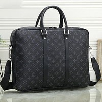 Onewel LV luggage Bag Official package  Louis Vuitton Travel bag Black LV Print