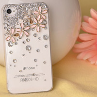 iphone 4s case handmade iphone 4 cases iphone by KateDesignArt