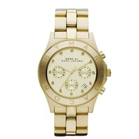 Marc by Marc Jacobs Blade in Gold