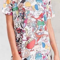 Nick Toons Tee - Urban Outfitters