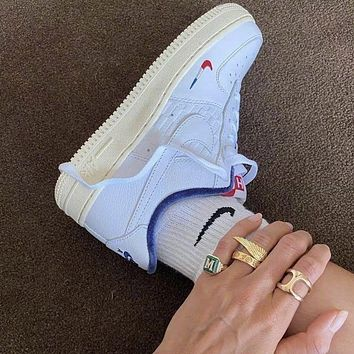 Nike Air Force 1 AF1 Men's and Women's Sneakers Shoes