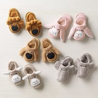 Animal Bath Slippers