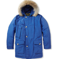 Woolrich - Arctic Parka Coyote-Trimmed Down-Filled Coat | MR PORTER