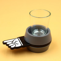 Drinks On Sale Hot Sale Cute Coffee Hot Deal Creative Glass Cup [6283292678]