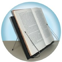 StudyPod College Textbook Holder Prop for all books great dorm supply product for guys or girls studying on university campuses