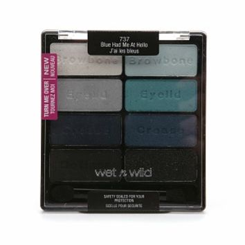 Wet n Wild Color Icon Collection Eyeshadow Set, Blue Had Me at Hello 737
