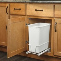 Rev-A-Shelf® Single Configuration 20 Quart Pull-Out Waste Container