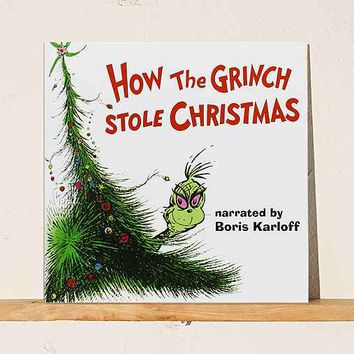 Various Artists - Dr. Seuss' How The Grinch Stole Christmas Original TV Soundtrack 2XLP