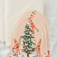 Merry Elves Card Set