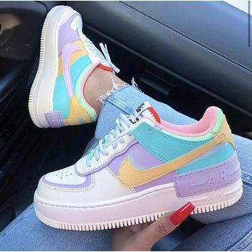 Nike Air Force 1 Shadow Pale Ivory Women's Sneakers Shoes