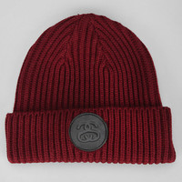 Stussy Leather Patch Cuff Beanie - Urban Outfitters