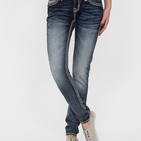 Rock Revival Everly Mid-Rise Skinny Stretch Jean