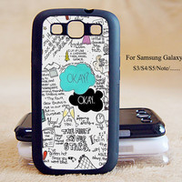 OKAY,OKAY,The Fault In Our Stars,Samsung Galaxy S3/S4/S5/,Samsung Galaxy S3 mini,S4 mini,S4-active,Samsung Galaxy Note2/Note 3