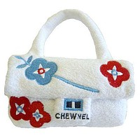 Chewnel Purse Dog Toy