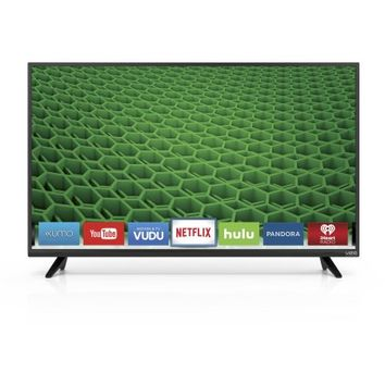 "VIZIO D43-D2 D-Series 43"" 1080p 120Hz Fully Array LED Smart HDTV - Walmart.com"