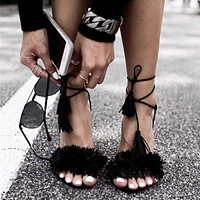 Fashion High Heels Sandals