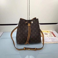 lv louis vuitton women leather shoulder bags satchel tote bag handbag shopping leather tote crossbody 125