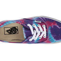 Vans Authentic™ (Tie Dye) Pink/Purple - Zappos.com Free Shipping BOTH Ways