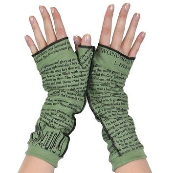 The Wonderful Wizard of Oz Writing Gloves (Second Edition)