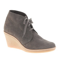 J.Crew Womens Macalister Wedge Boots