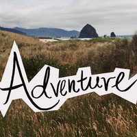 Adventure Art Print by Leah Flores | Society6