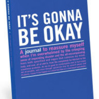 "It's Gonna Be Okay: An Inner-Truth Journal l 4"" x 5.75"""