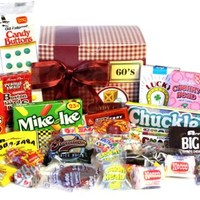 1960's Old Fashioned Sweets Decade Gift Box