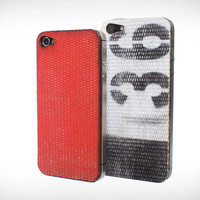 Fire Hose iPhone Covers   Uncrate