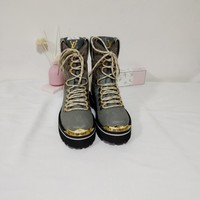 LV Louis Vuitton Men Casual Fashion Martin Boots Shoes