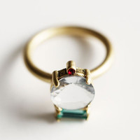 Of a Kind - BIG SUR COMPASS RING