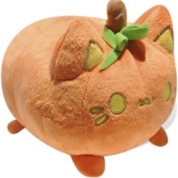 Tasty Peach Studios — Meowchi Plush Pumpkin