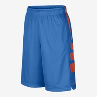 Check it out. I found this Nike Elite Striped Boys' Basketball Shorts at Nike online.
