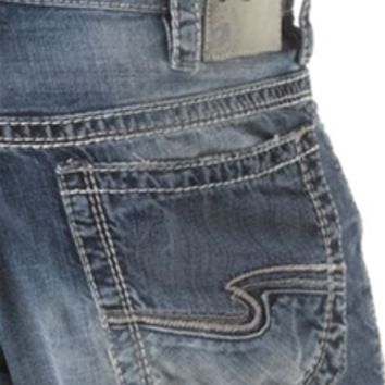 Silver Jeans Gordie Loose Straight for Men M83456LD250