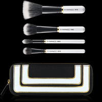 M·A·C Cosmetics | New Collections > Brushes > Stroke of Midnight Brush Kit: Mineralize