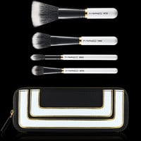 M·A·C Cosmetics | Products > Brush Kits and Bags > Stroke of Midnight Brush Kit: Mineralize