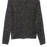 Not Knit Sweater   Sweaters   Weekday.com