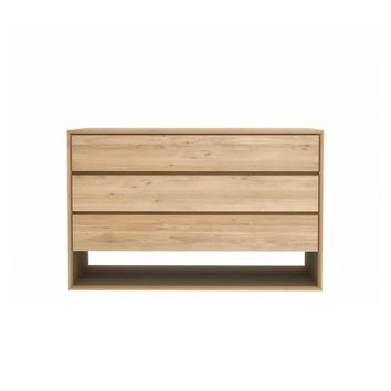 Ethnicraft Nordic Chest of Drawers