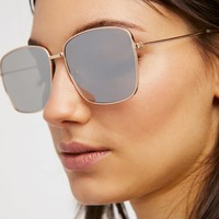 Free People Don't Be Square Sunnies