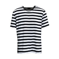 THE PIANO STRIPE TEE